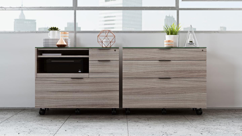 Sigma Lateral File Storage Cabinet Bdi Furniture Filing