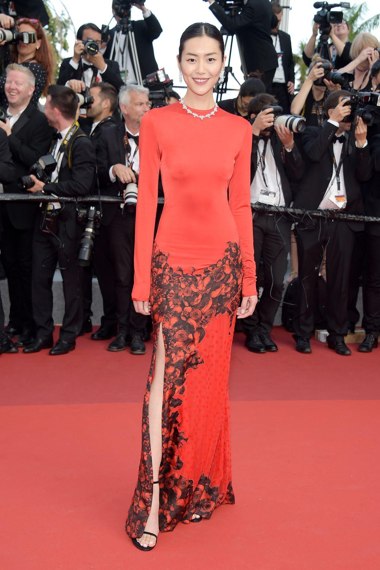 Cannes Film Festival 2017 Cannes film festival, Red