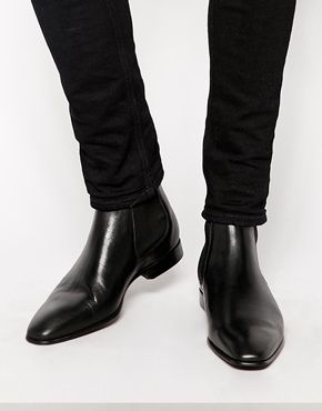 PS by Paul Smith - Falconer - Chelsea boots - Schwarz