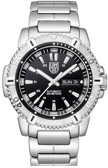 Men's Luminox 'Sea - Modern Mariner' Automatic Bracelet Watch, 45Mm