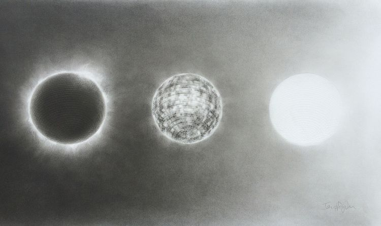 Eclipse Art Ian Hodgson
