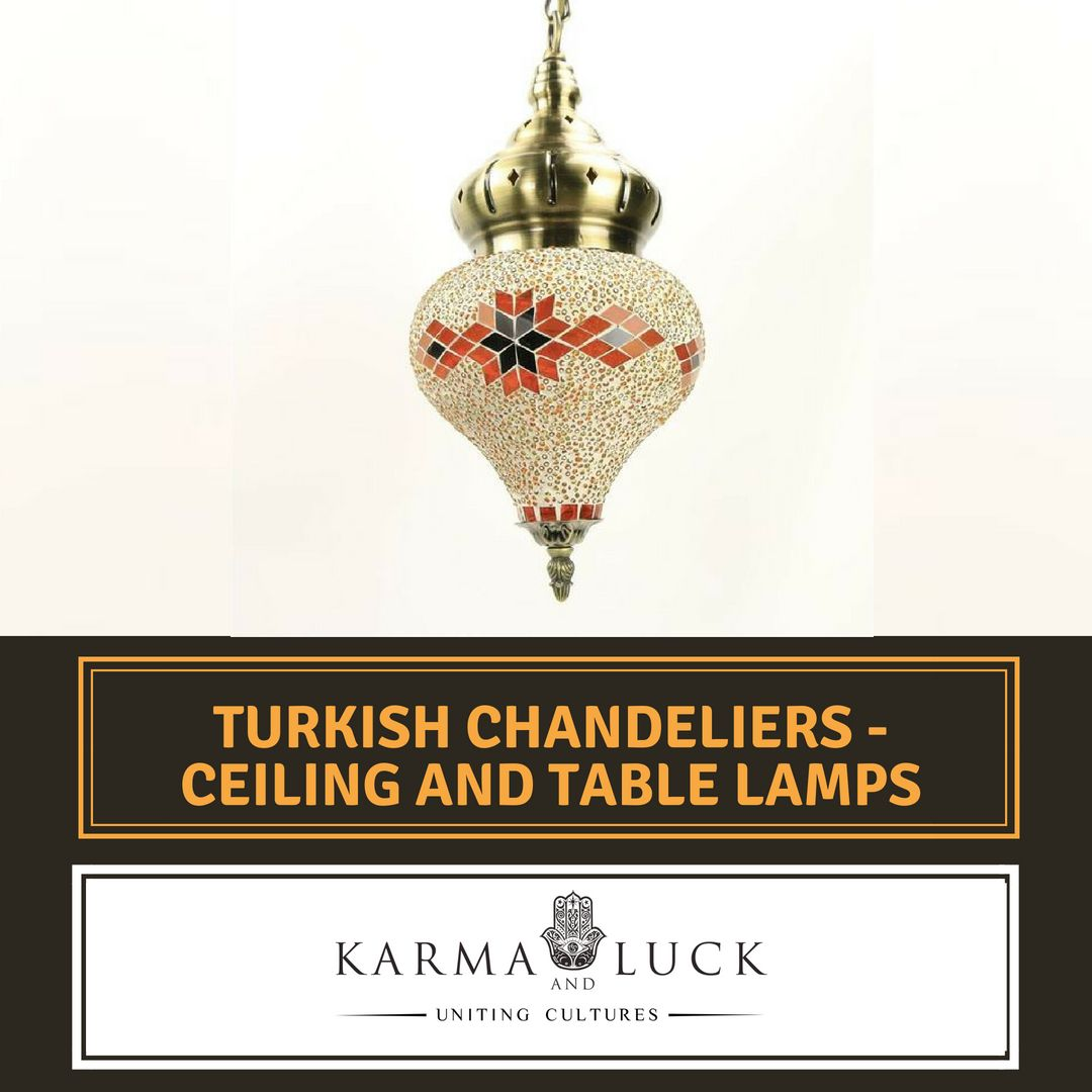 Pin By Karma And Luck On Turkish Chandeliers Ceiling And Table Lamps Christmas Ornaments Holiday Decor Lamp
