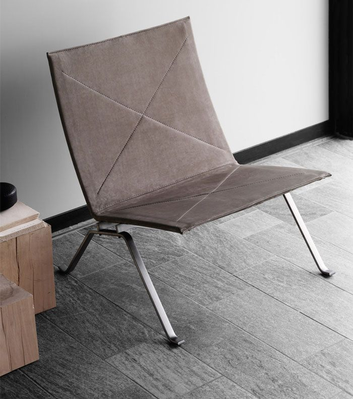 Fritz Hansen Reveals Anniversary Limited-Edition Chair and Table by Poul Kjaerholm - NordicDesign & Fritz Hansen Reveals Anniversary Limited-Edition Chair and Table by ...