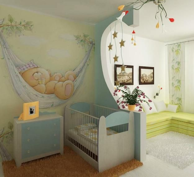 Beautiful Baby Rooms: 22 Baby Room Designs And Beautiful Nursery Decorating