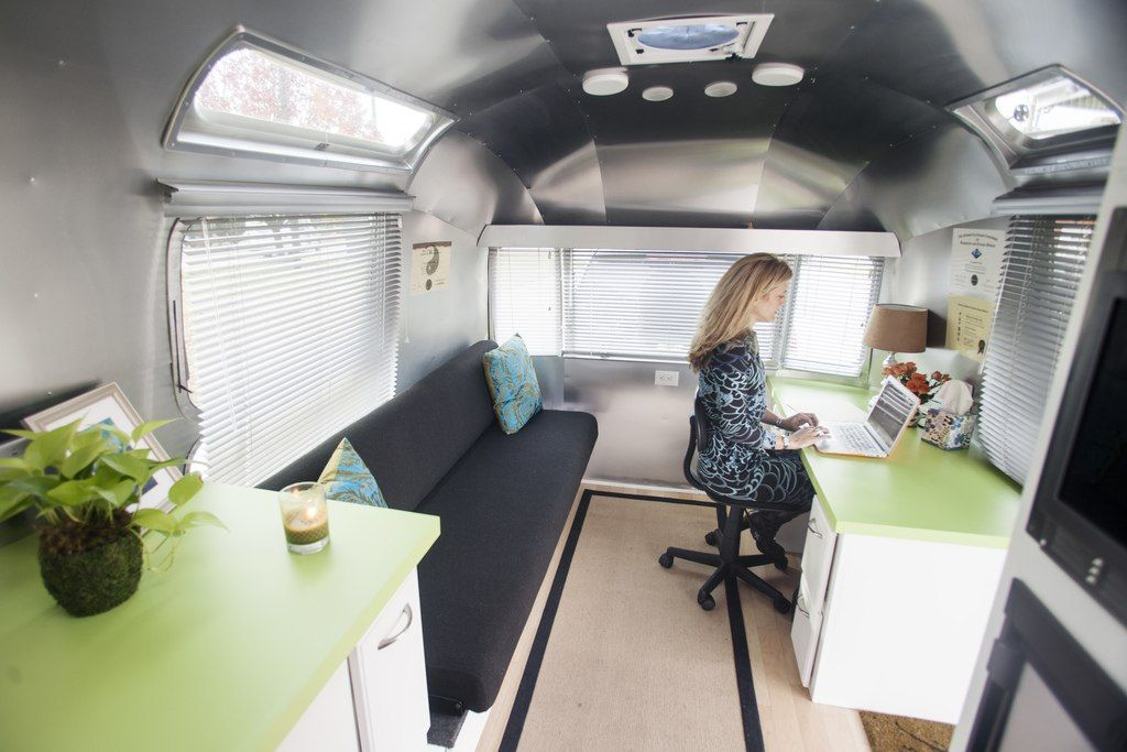 1970 Airstream Overlander - Tiny House Listings | vintage