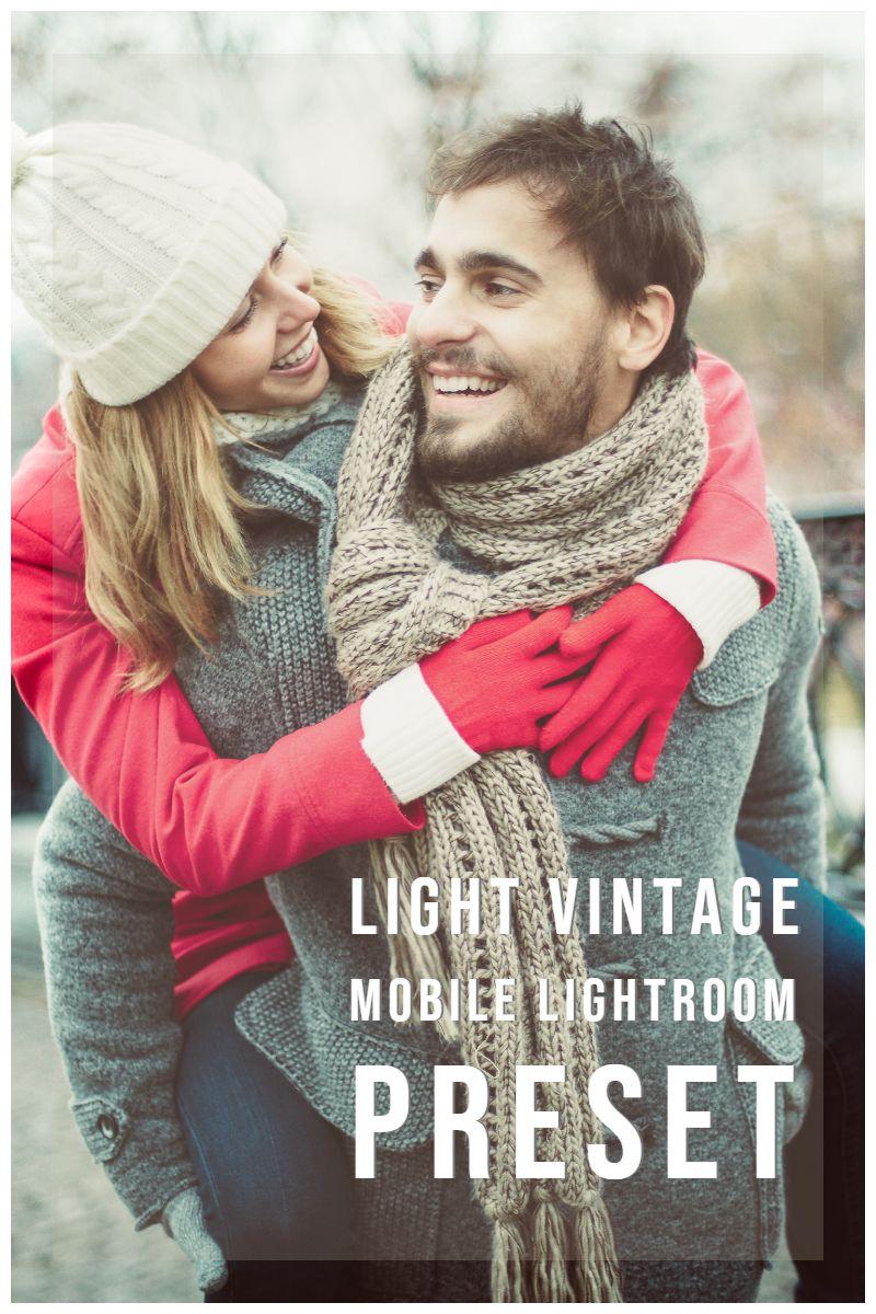 Lightroom Mobile Presets Vintage Presets Instagram