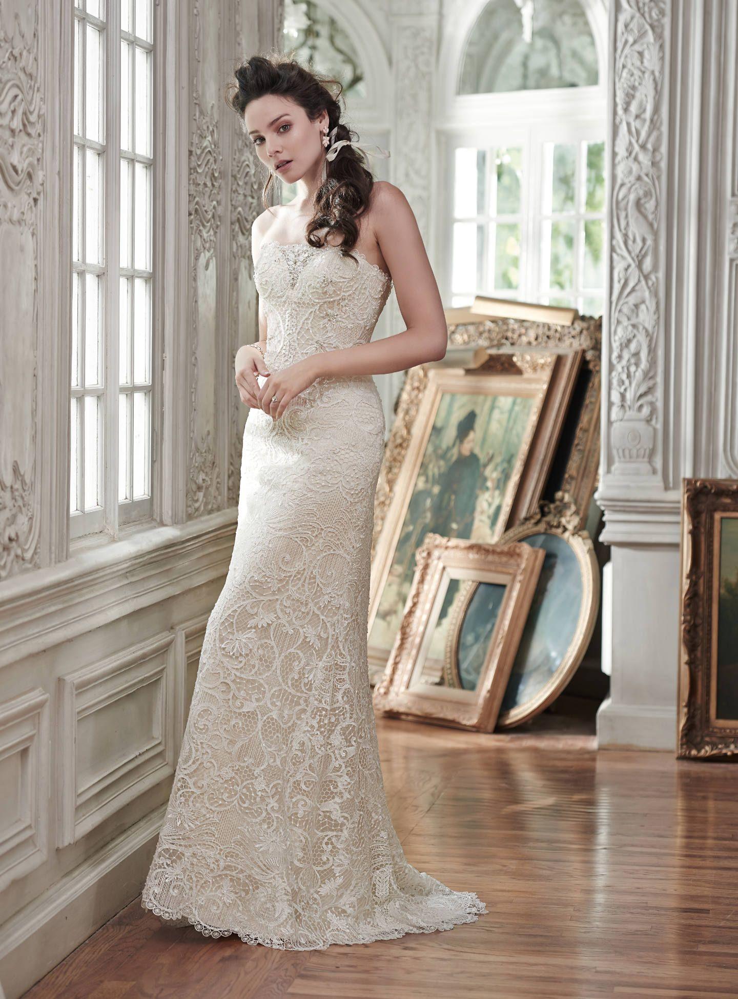 Pin by gemma on wedding dresses pinterest maggie sottero