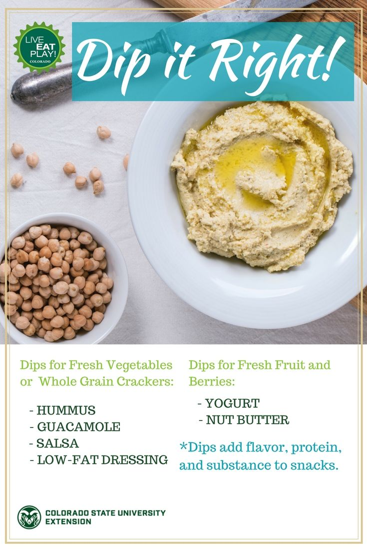 recipe: healthy dips for crackers [37]