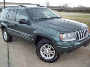 2004 Jeep Grand Cherokee Laredo Jeep Grand Cherokee Laredo Jeep