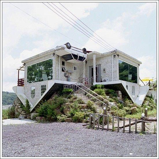 Strange House 12 Ungewohnliche Hauser