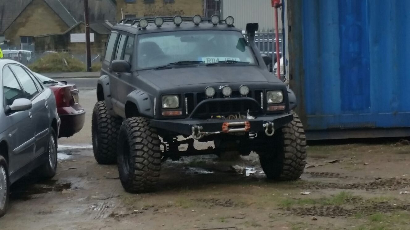 Pin Su Jeeps 4wd Offroad