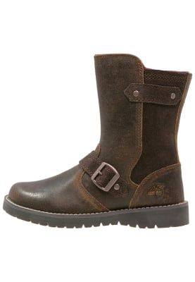 Timberland KIDDER HILL - Stivali alti - dark brown - Zalando.it