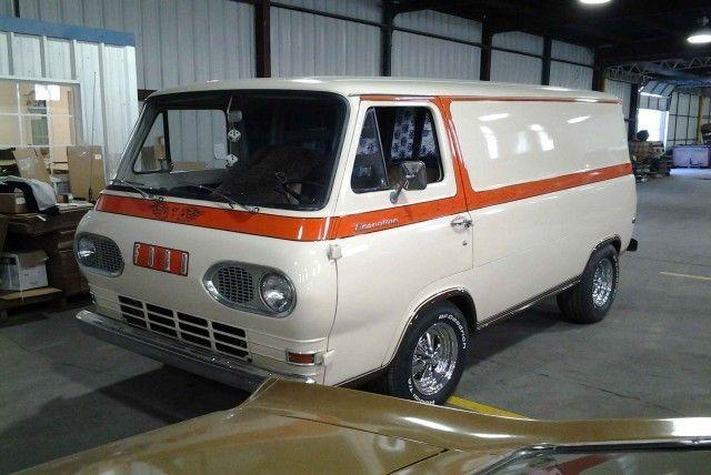 Classic Car Liquidators 1967 Ford Econoline Van 11 999