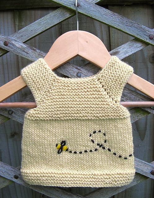 Ravelry: tobia-ghost's Winnie The Pooh Milo Vest