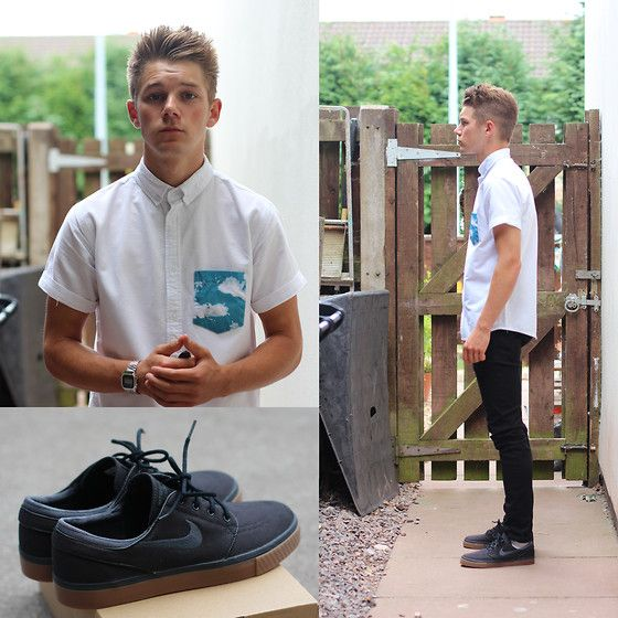 new style new specials lower price with Nike Stefan Janoski, Quiet Life, River Island Jeans | Stefan ...