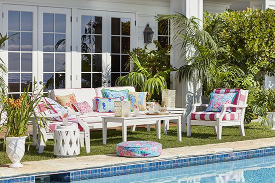 6 Things To Buy From The Pottery Barn Lilly Pulitzer Line