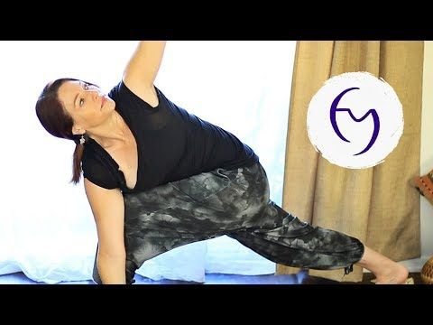 detox yoga l 60 minute yoga for detox  digestion with