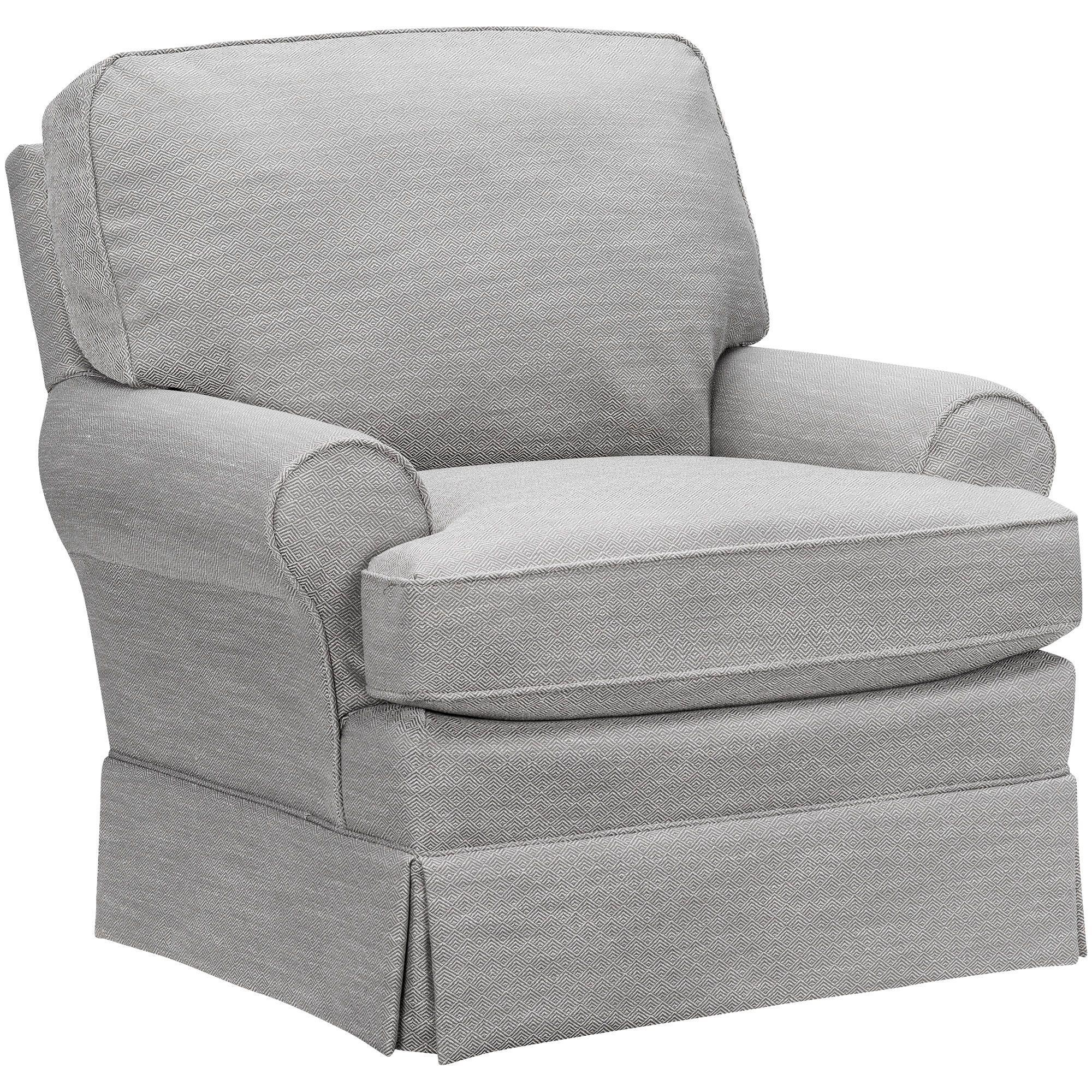 Best Slumberland Furniture Quinn Cobblestone Swivel Glider 400 x 300