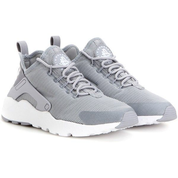 8a8cb3e90f92 Nike Nike Air Huarache Run Ultra Sneakers ( 140) ❤ liked on Polyvore  featuring shoes
