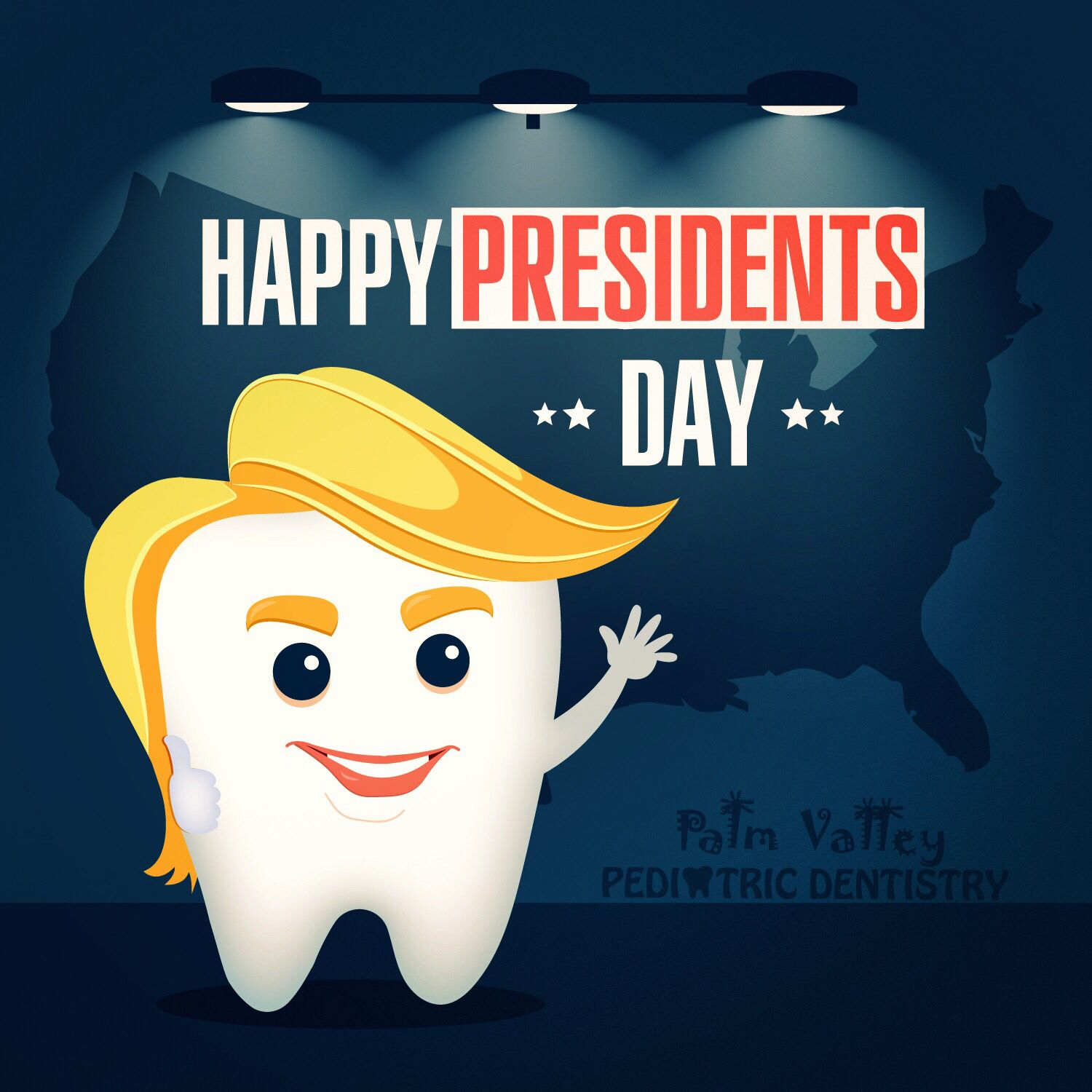 Presidents Day Off Meme