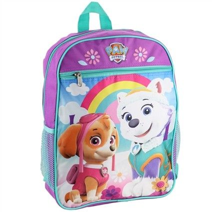 Paw Patrol BackpackSkye Everest Girls BackpackJunior School Nursery Bag