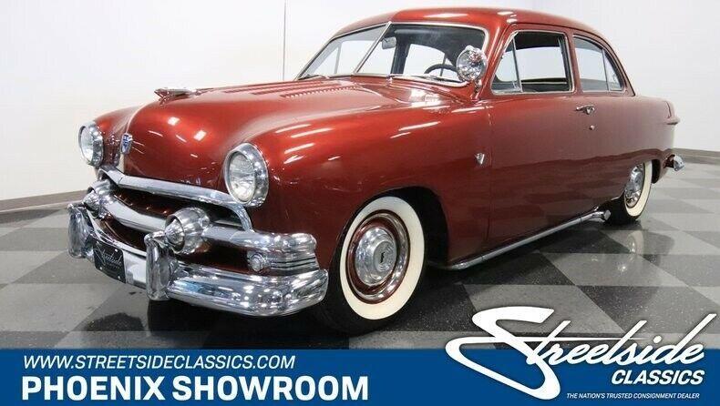 1951 Ford Other Edan Maroon Flathead V8 Manual Classic Vintage