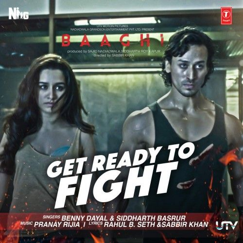 Get Ready To Fight Baaghi Mp3 Song Bollywood Music Asian Film