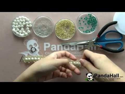 Vidéo tutoriel Fr.pandahall.com- Comment faire un bracelet en perles