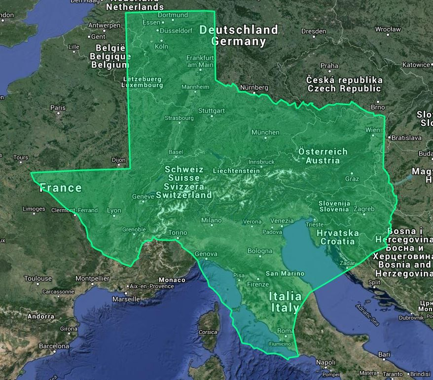 Map Of Texas Vs Europe.Texas Vs Europe El Tamano Del Mundo Map Movie Posters Y City Photo