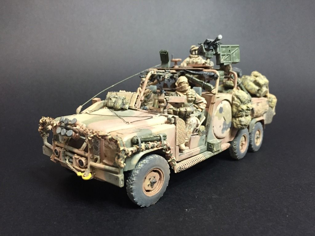 Constructive Comments Discussion Group:   Military modelling, Land rover,  Military vehicles