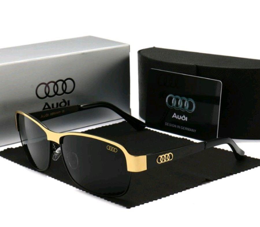 gran calidad tienda de descuento tienda de liquidación gafas de sol hombre audi gold desig Conducción protec UV400 ...