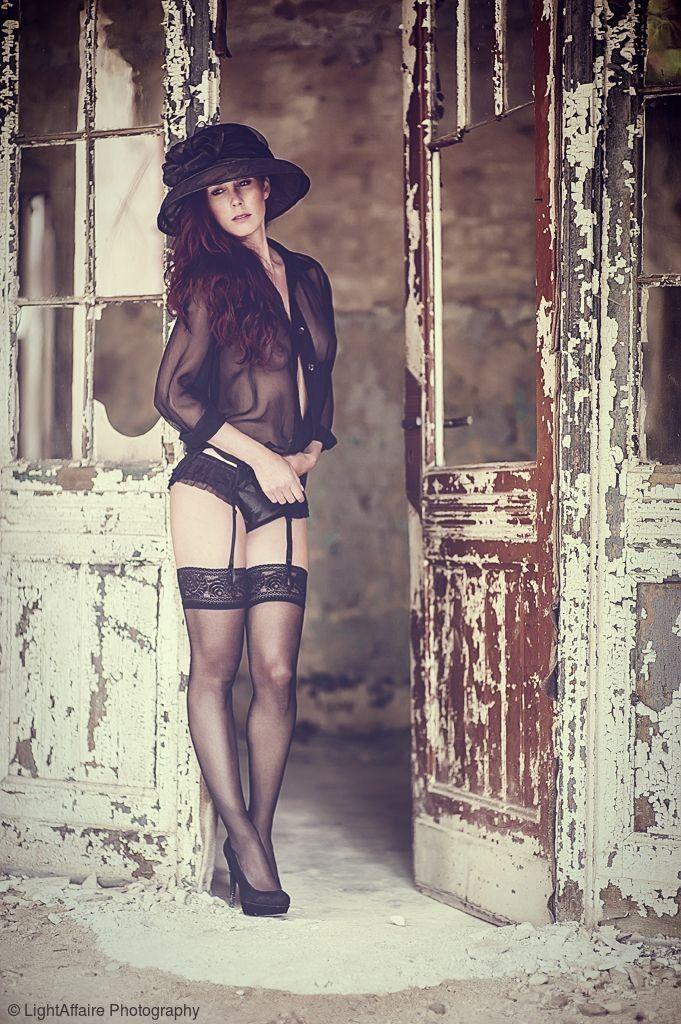 #stockings  #heels #boobs