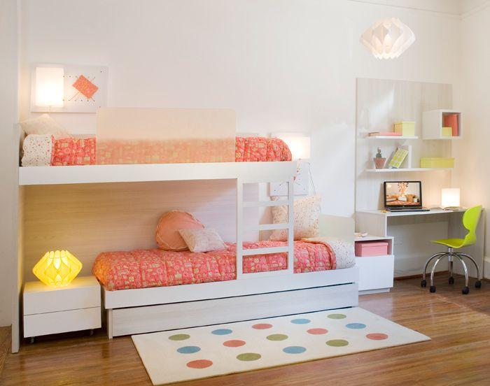 Habitaciones 4 12 a os mola tu habitaci n tu for Cuartos de nina de 4 anos