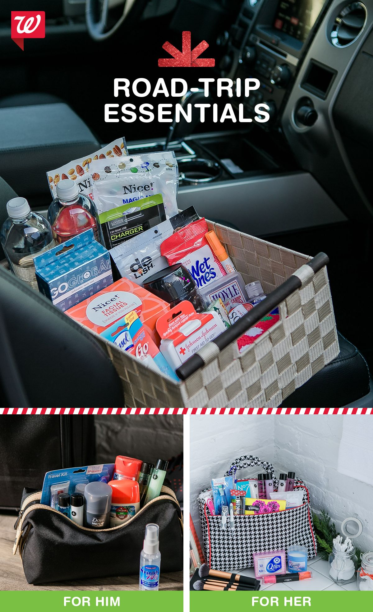 Travel Light This Holiday Car Road Trip Hacks Road Trip With