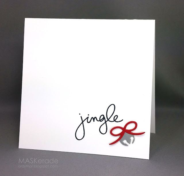 MM193 - Jingle by Ardyth - Cards and Paper Crafts at Splitcoaststampers