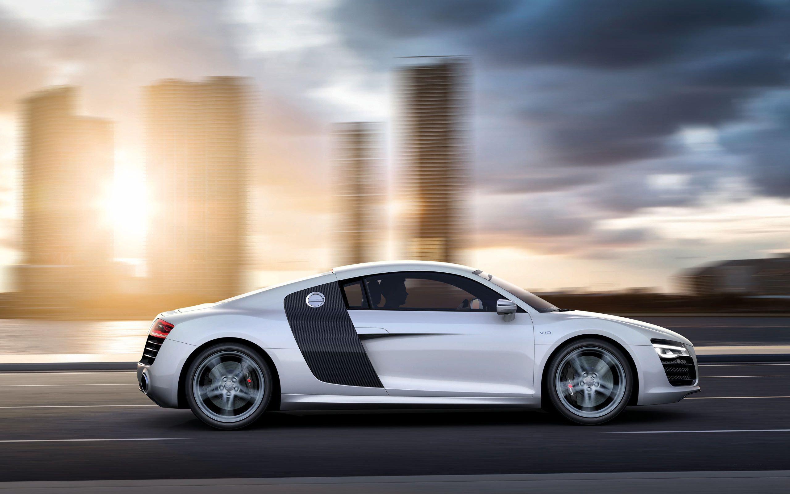 Cool Audi R Animated Wallpaper