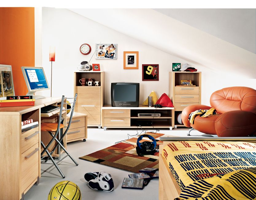 City Bedroom For Teens Made By Gautier Chambre Ado Chambre