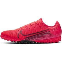Nike Mercurial Vapor 13 Pro Tf Fußballschuh für Kunstrasen – Rot Nike