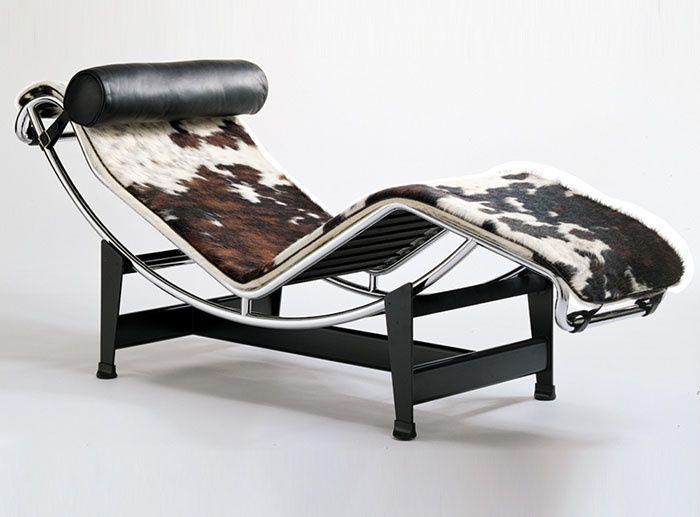 Le Mobilier De Le Corbusier A La Fondation Domus Mobilier Design Mobilier Chaise Longue Le Corbusier