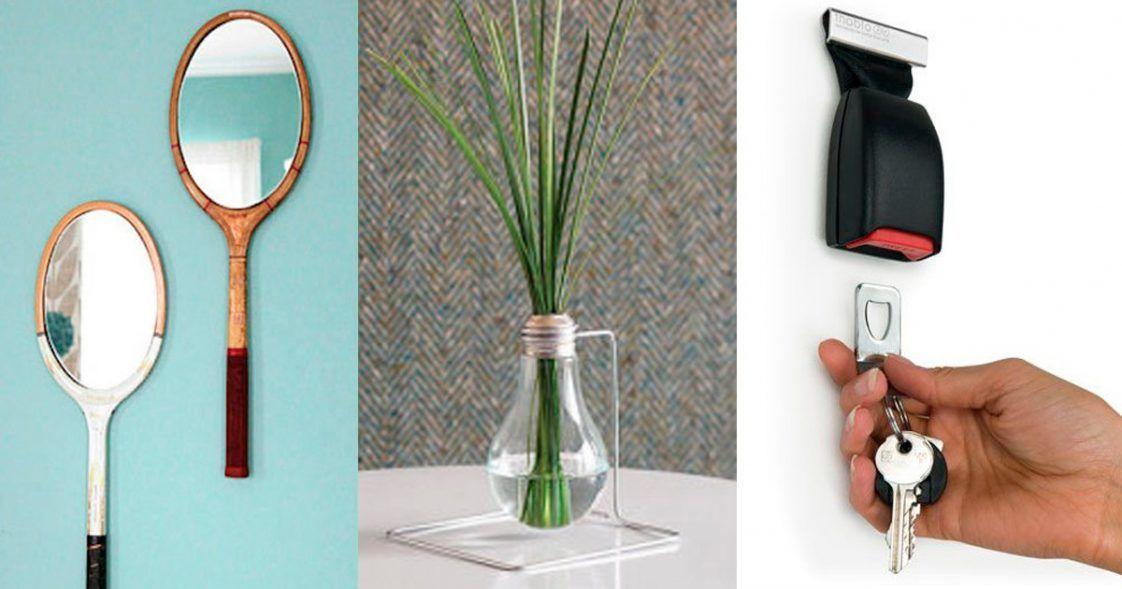 20 1 Formas Creativas De Reciclar Objetos Cotidianos Reciclar