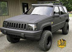 Resultado De Imagen De Paragolpes Jeep Grand Cherokee Zj Jeep