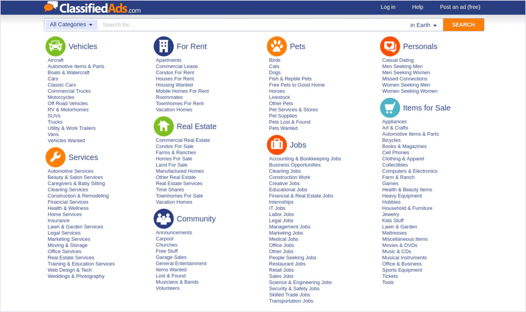 Building A Classifieds Website Like Craigslist All You Need To Know In 2020 Classified Ads Ads Classifieds
