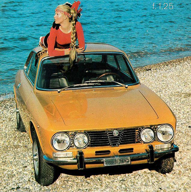 Alfa Romeo 2000 GTV By Michiel V