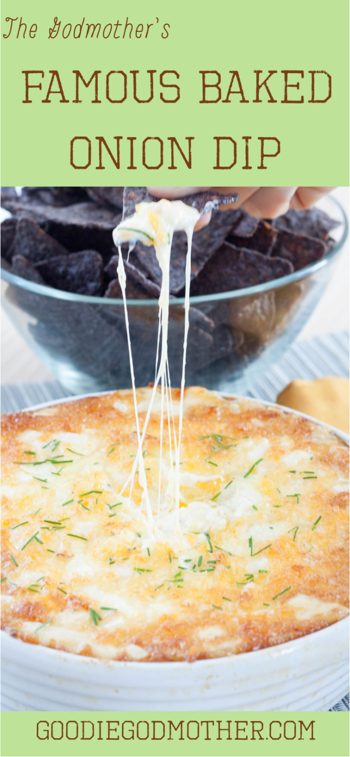 Photo of The Godmother's Famous Baked Onion Dip