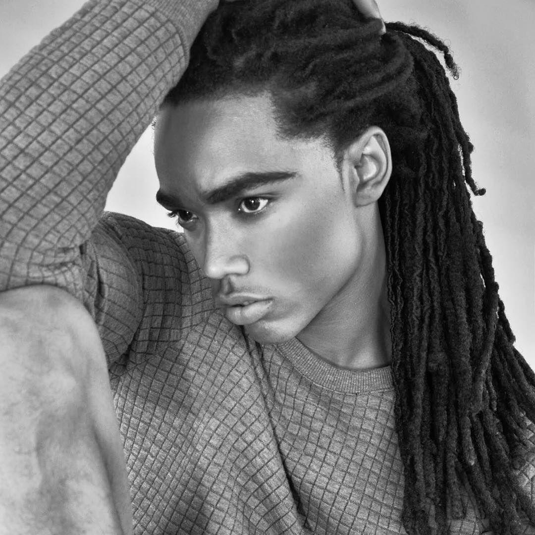 Instagram Photo By Cykeemwhite Nov 10 2015 At 11 55pm Utc Long Hair Styles Men Dreadlock Hairstyles For Men Hair Styles