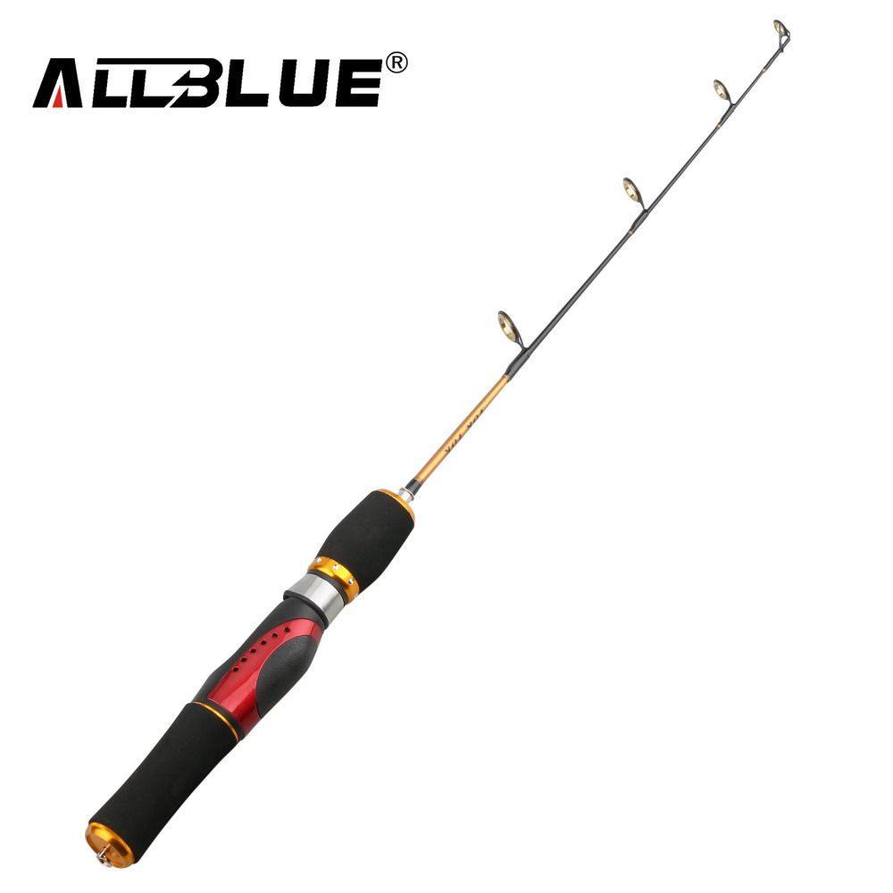 Equipment of a winter fishing tackle on bream. Winter float rod: equipment 8