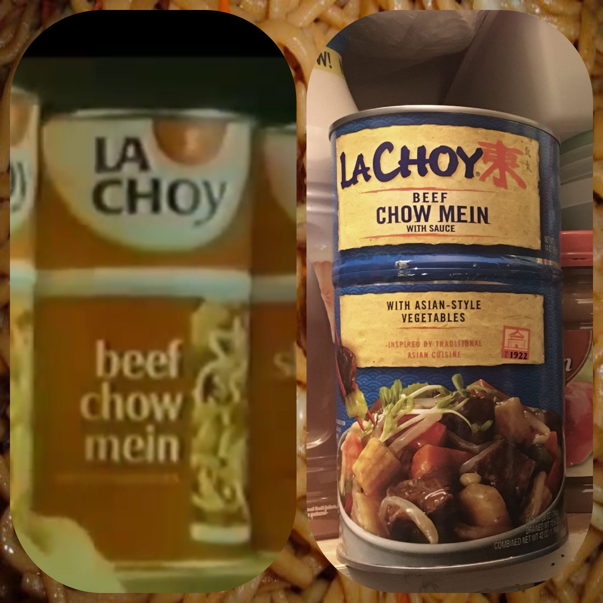 la choy  beef chow mein treat recipe