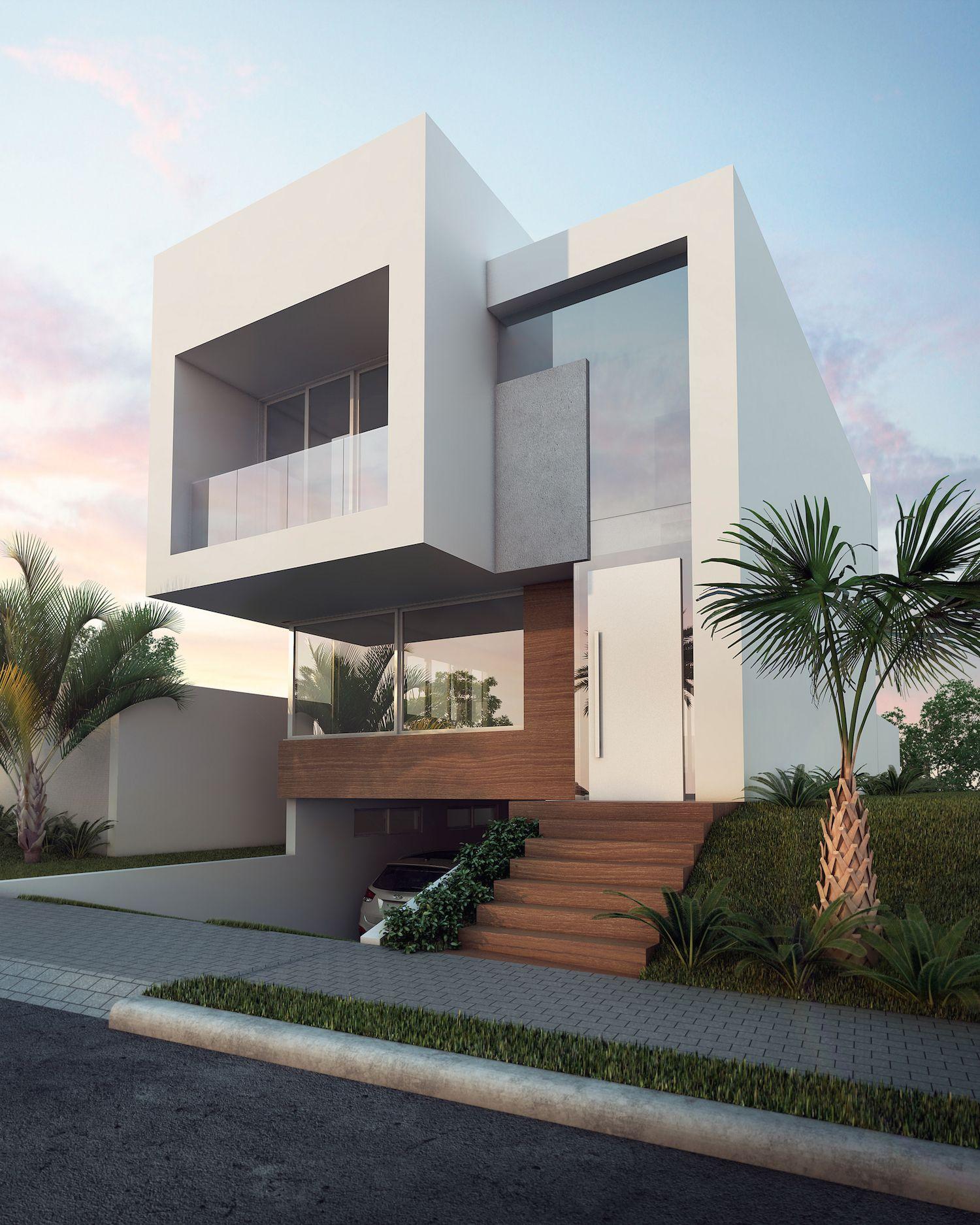 Arquitectura Fachadas De Casas Modernas Casas Modernas: Casas Minimalistas Modernas, Planos De Casas Modernas, Planos De Casas