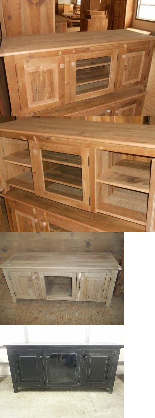 Antiques: Antique Amish Furniture Handmade Unfinished Reclaimed Barn Wood  Tv Cabinet Stand -> BUY - Antiques: Antique Amish Furniture Handmade Unfinished Reclaimed