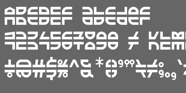 Free EXTRA Fontestrial font
